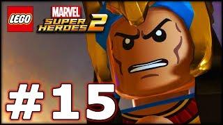 LEGO Marvel Superheroes 2 - Part 15 - Mummy Attack! (HD Gameplay Walkthrough)