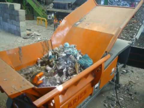 ARJES Raptor XL-E - Haus- und Gewerbemüll / Domestic and industrial waste