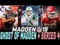 GHOST OF MADDEN FUTURE + SERIES 4 RELEASE! - Madden 19 Pack Opening