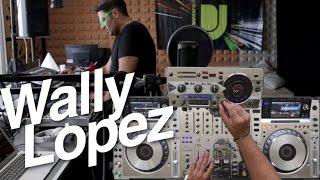 DJsounds Show 2014 - Wally Lopez