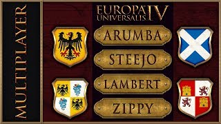 EU4 Beyond Typus Multiplayer 22