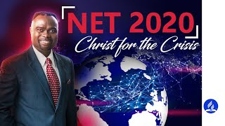 NET 2020 I Christ for the Crisis - Seeing yourself through God's eyes