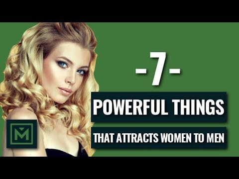 7 HIGHLY Attractive Things Guys Do - THIS is What Attracts Women to Men (FAST)