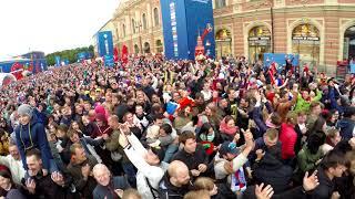 Скачать Испания Россия серия пенальти ЧМ 2018 Санкт Петербург
