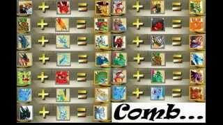 ayuda para dragon city combinaciones