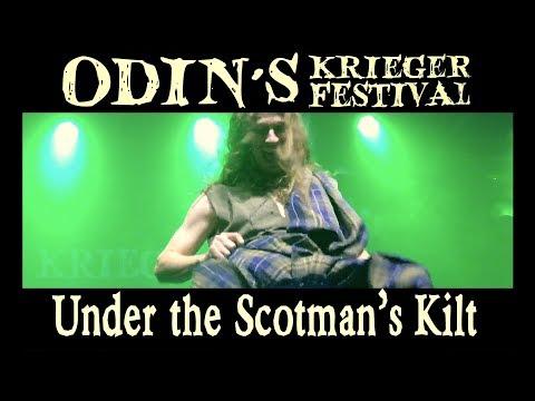 So THAT'S under the Scotsman's kilt! with LYRICS - RAPALJE Celtic Folk Music