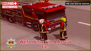 911 First Responders | Ep.1 Welfordshire Fire & Rescue(Day in the life of the Welforshire Fire & Rescue Service on 911 First Responders, I take on multiple emergency calls in the Welforshire area for all of you to feel ..., 2016-05-06T17:45:56.000Z)