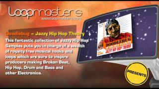 Jazzy Hip Hop Samples Doodlebug and Royalty Free Producer Sounds by Loopmasters