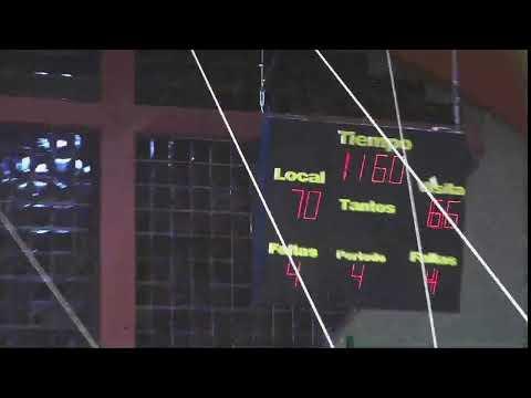 Básquet en vivo: Pérfora vs. Cipolletti
