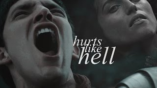 Merlin & Morgana | I loved and I lost you