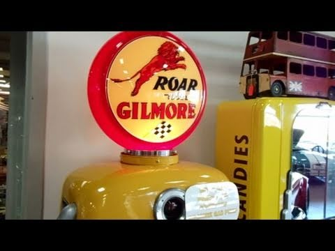 Vintage Gas Pumps - Vending Machines - Antique Soda Fountains and More - Fast Lane Classic Cars