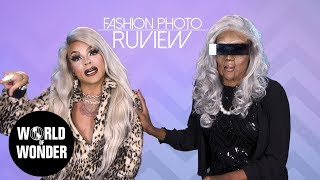 "FASHION PHOTO RUVIEW: ""Queens Out of Drag"" with Vanessa Vanjie Mateo and Nina Bonina Brown"