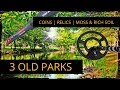 OLD Parks MOSSY Rich Soil COINS Jewelry ANTIQUE Cars METAL DETECTING