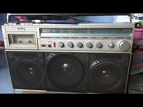 Boombox Philips D-8443