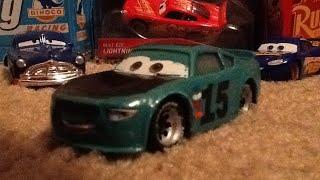 Disney Cars custom Aaron