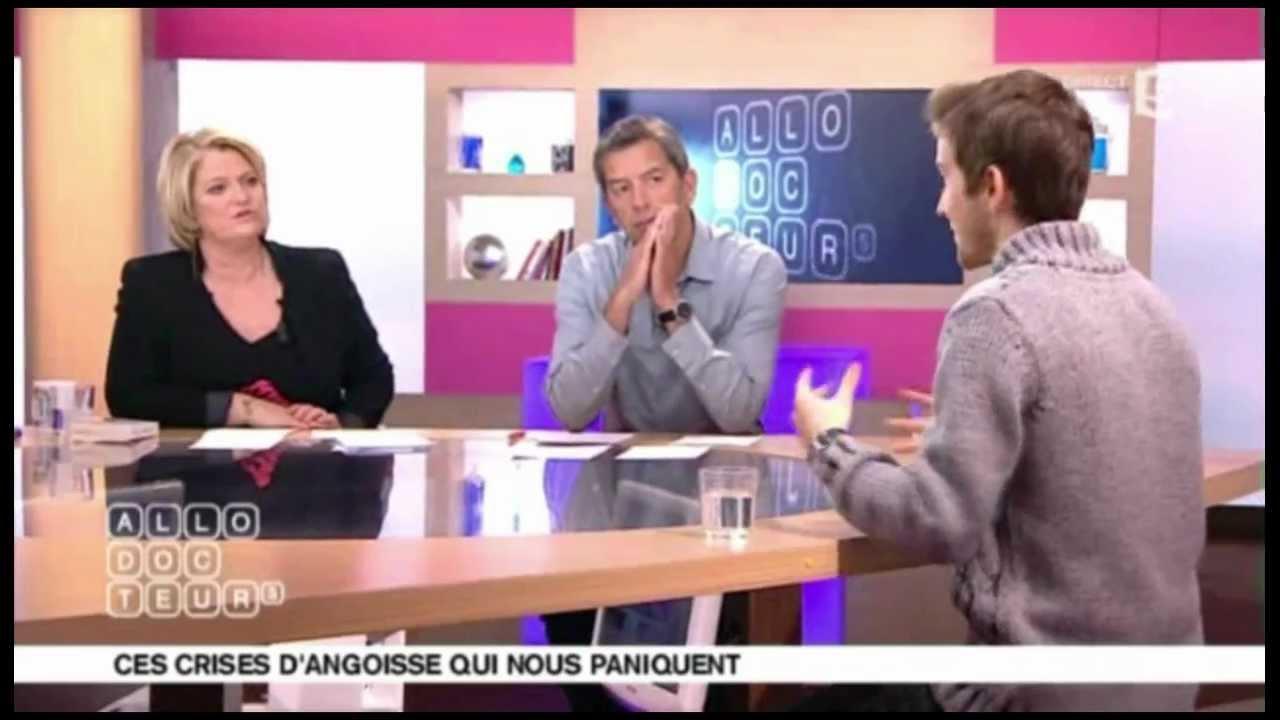 Emission TV sur les crises d'angoisse - Témoignage 1/2
