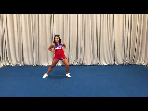 NCA 2018 Tryout Dance Long Front