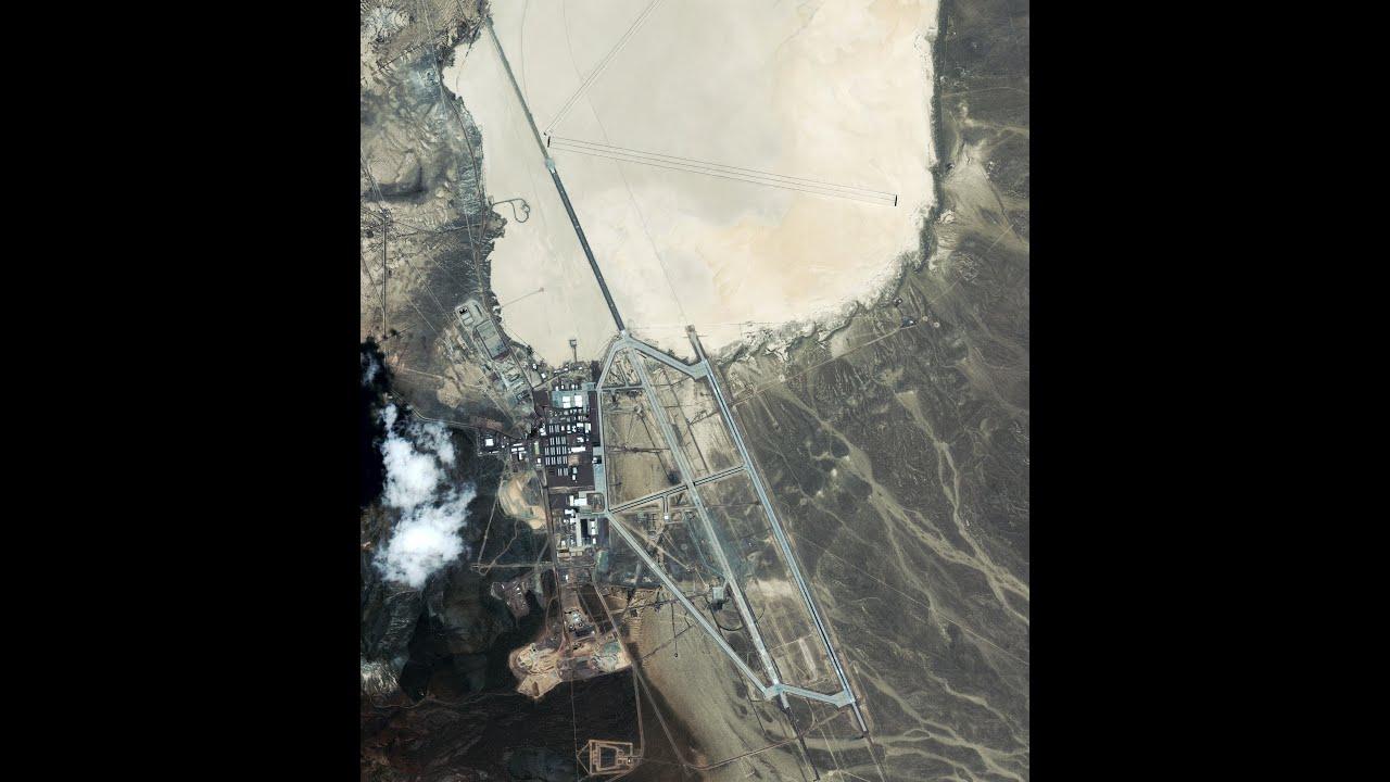 Area 51 Nevada >> Documentaire Secrets Mysteres FR La ZONE 51 - YouTube