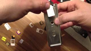 Nano SIM Cutter