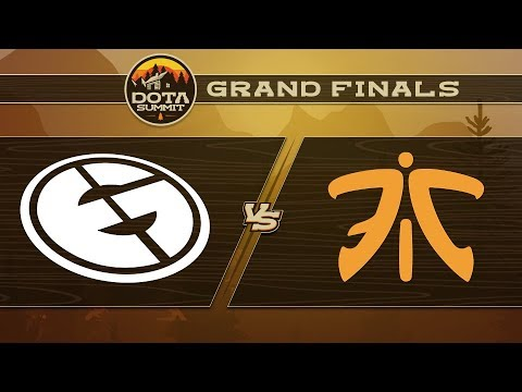 Evil Geniuses vs Fnatic Game 2 - DOTA Summit 9: Grand Finals