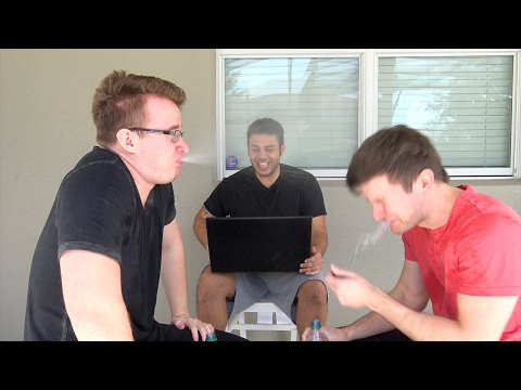 Thumbnail: Try Not to Not Laugh Challenge w/ MiniLadd and BasicallyIDoWrk!