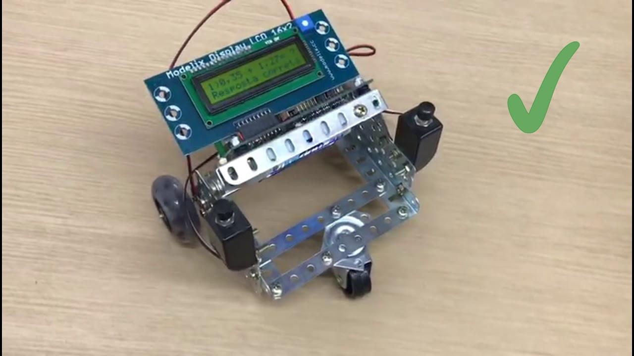 Robótica Educacional - Projeto Quiz