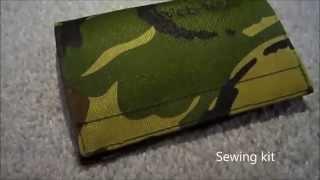 British Army Kit List