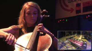 Agata Kurzyk (Poland) ― BOSS Loop Station World Championship 3 International Finals 2013