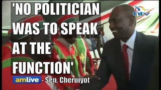 Why was DP Ruto's Mt Kenya prayer rally cancelled? || AM Live