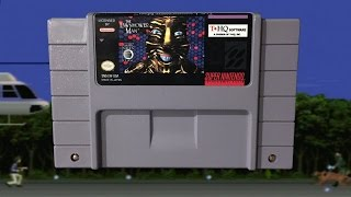 Lawnmower Man (SNES) Mike & Bootsy