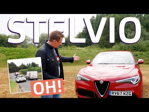 Alfa Romeo Stelvio | Reviewed | The one where we almost cras