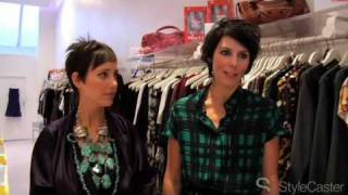 Store Tour with StyleCaster-Part 2: Kirna Zabete, New York City