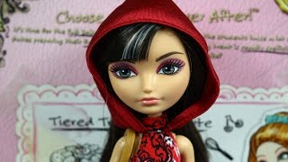 Cerise Hood -  Enchanted Picnic / Zaczarowany Piknik - Ever After High - CLD85 CLL49