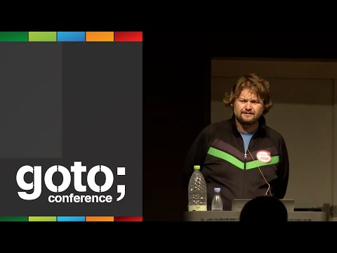 GOTO 2012 • The Big Data Developer • Pavlo Baron