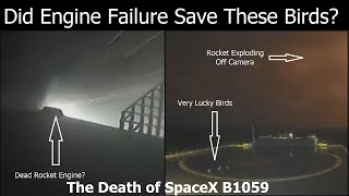 Did An Engine Failure Kill A SpaceX Booster on Its 6th Flight?