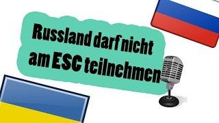Russische Sängerin darf nicht am ESC 2017 teilnehmen / behindert aber glücklich