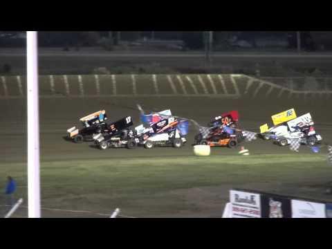 Sprint Invaders heat 3 34 Raceway 9/19/15