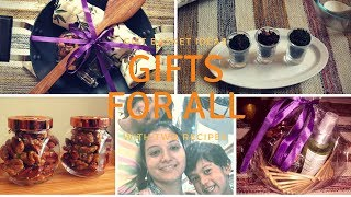 Diwali Gift Ideas | Tea blend and Honey roasted nuts recipe with Gift Ideas |