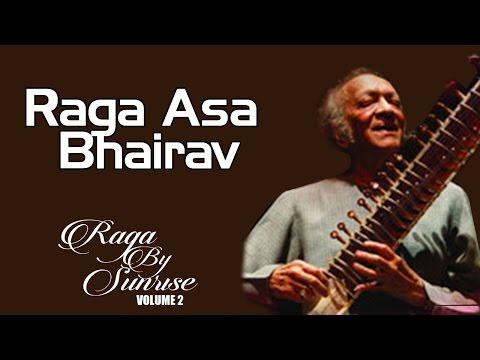 raga-asa-bhairav-|-ravi-shankar-|-(-album:-raga-by-sunrise-)
