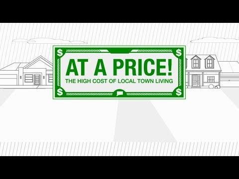 At A Price: The High Cost Of Living In Connecticut