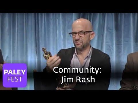 Community  Jim Rash's Oscar Moment