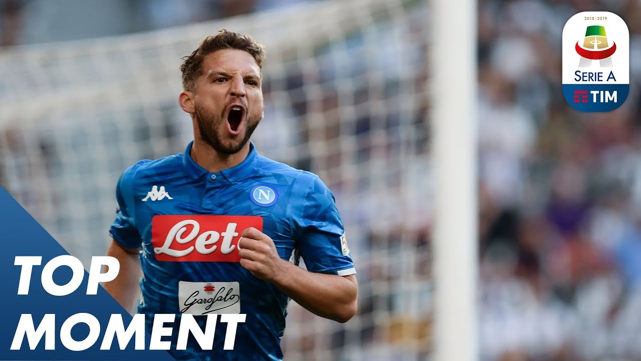 Download Mertens Gives Napoli The Lead   Juventus 3-1 Napoli   Serie A