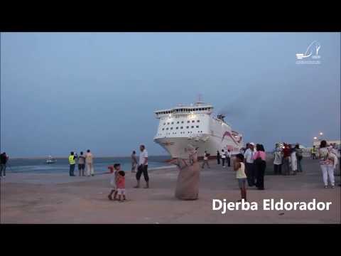 Ligne maritime Marseille – Zarzis-بابور زمر خش الغريق من مارساي ينادي