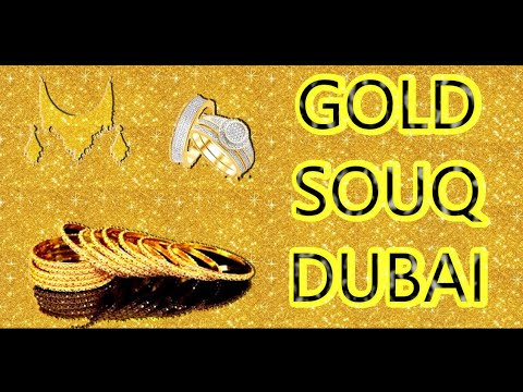 Gold Souq – Dec 2020 – DUBAI