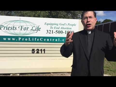 Part two: New, Expanded Priests for Life Headquarters