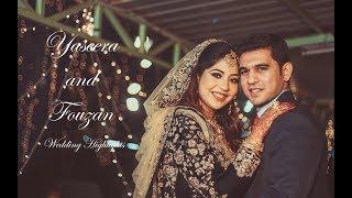 Yaseera & Fouzan Wedding Highlights