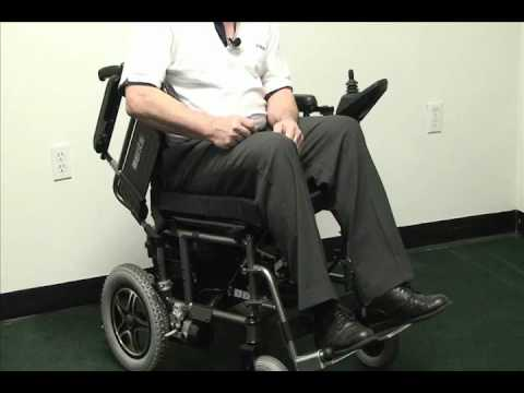 Merits Health Products - P101 Folding Power Product Demo