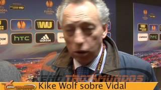 Kike Wolf y su evaluación sobre Arturo Vidal a 43 días del mundial