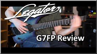 GUITARS 'N STUFF: Legator G7FP 7-String Review