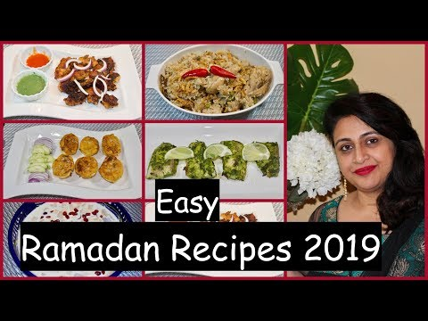 5 Easy & Quick Ramadan Recipes 2019 | Iftar Recipes | Simple Living Wise Thinking